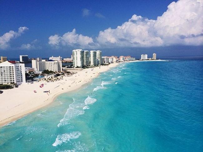 Vacaciones de Invierno 2021 - Caribe Mexicano