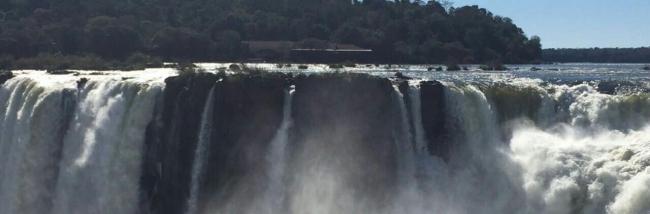 Cataratas del Iguazú - Salida 12 de Junio